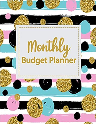 amazon monthly budget planner weekly expense tracker bill