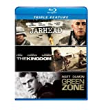 Jarhead / The Kingdom / Green Zone Triple Feature [Blu-ray]