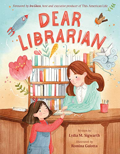 Book Cover: Dear Librarian