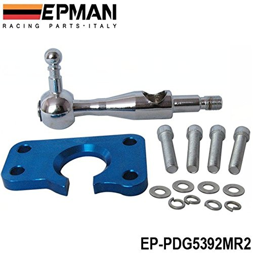 EPMAN Quick Shift Short Throw Shifter Kit for Toyota MR2 SW20 SW22 GT GTS 3S-GE/GTE 89-99 EP-PDG5392MR2