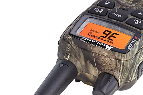 Midland - X-TALKER T75VP3, 36 Channel FRS Two-Way Radio - Up to 38 Mile Range Walkie Talkie, 121 Privacy Codes, & NOAA Weather Scan + Alert (Pair Pack) (Mossy Oak Camo) by Midland (Image #7)
