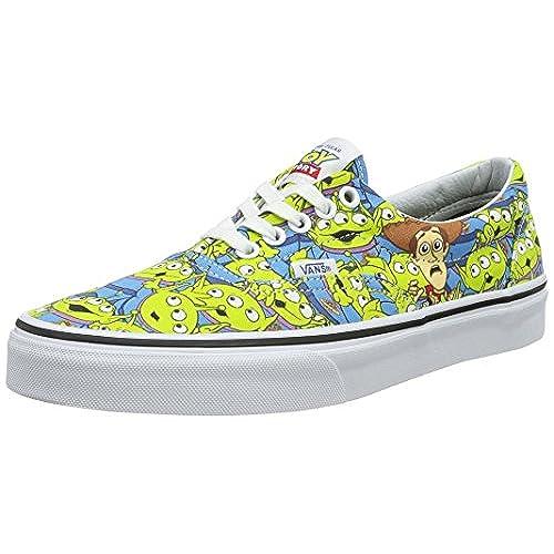 no sale tax 100% authentic authorized site VANS Era Disney-Pixar Toy Story Aliens Sneakers VN0A32R8M4U ...