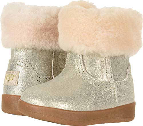 UGG Girls' I Jorie II Metallic Fashion Boot,