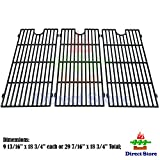 Direct store Parts DC101 Porcelain Cast Iron Cooking grid Replacement Jenn Air , Master Forge, Perfect Flame, Kitchen Aid, Nexgrill Gas Grill