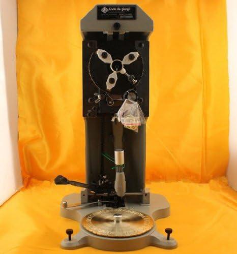 GOWE en el interior del anillo agujero de corte plotter, joyería máquina anillo interior máquina de grabado, una placa de letras y una punta de diamante: Amazon.es: Juguetes y juegos