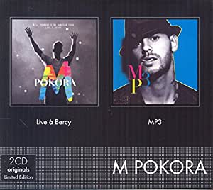 Coffret 2 CD : M Pokora: Amazon.es: Música