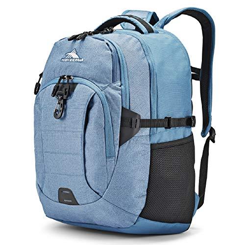 High Sierra Jarvis Laptop Backpack, Graphite -
