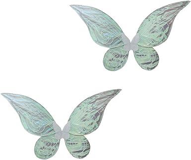 Soft Tulle Butterfly Angel Fairy Wing Adults Kids Women Girl Fancy Dress Gift