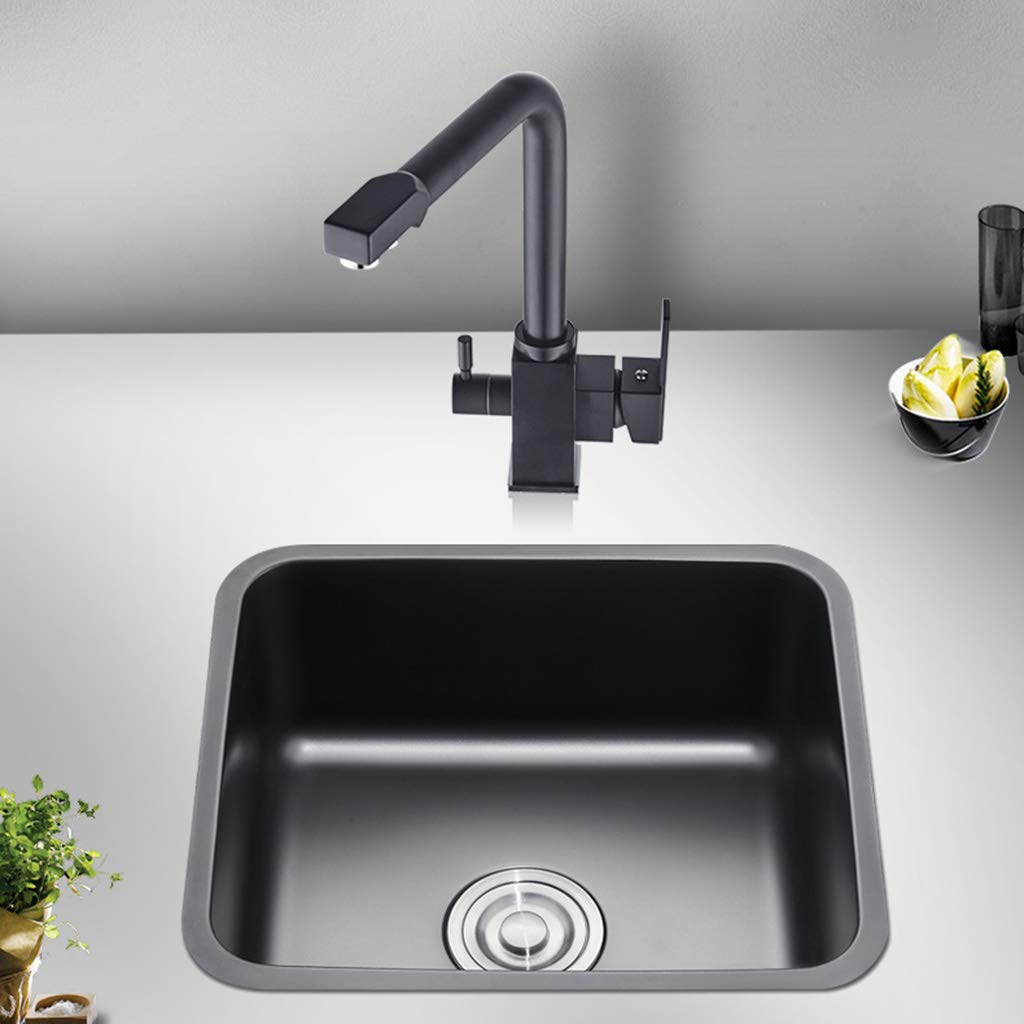 Do they make black stainless steel sinks? - Top 8 black sinks.