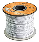 18AWG Low Voltage LED Cable, 3 Conductor, Outdoor Rated, Jacketed In-Wall ...
