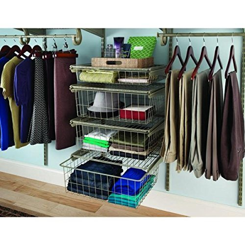 closetmaid shelftrack shoe rack buyer's guide