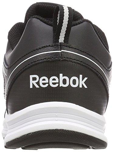 Reebok Jungen Almotio 3.0 Joggingschuhe Schwarz (Blackwht)