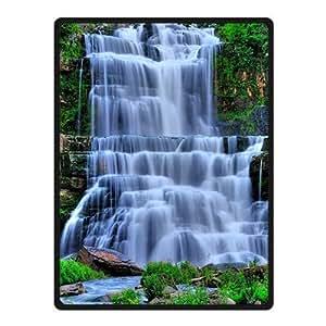 """'dalliy cascada–Manta de microfibra Cozy kuscheldecke fleeze Blanket 58""""x 80about 147cm x203cm"""