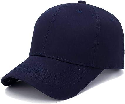 ZLJII 1 Unid Sombrero Tablero De Luz De Algodón Color Sólido Gorra ...
