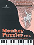 img - for Monkey Puzzles Theory, Bk 1 (Faber Edition: The Waterman / Harewood Piano Series) (Set 1) book / textbook / text book