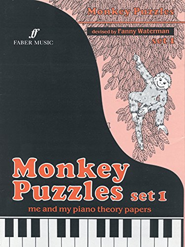 Monkey Puzzles Theory, Bk 1 (Faber Edition: The Waterman / Harewood Piano Series) (Set 1)