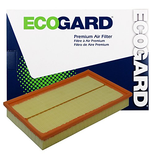ECOGARD XA5380 Premium Engine Air Filter Fits Jaguar XK8, XJ8, Vanden Plas, XKR, XJR, Super V8