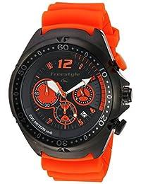 Freestyle Unisex 10026745 Hammer Black/Orange Analog Display Japanese Quartz Orange Watch