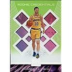 f7dc38d94262 2018-19 Status Rookie Credentials Green Basketball  3 Svi Mykhailiuk Los  Angeles.