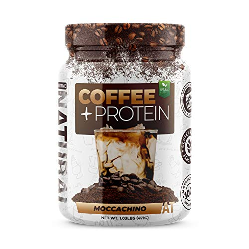 ABOUT TIME Protein + Coffee Mochacchino 1.03lb Serving 32 -sdc About Time, 0.01 Pound (Best Time For Protein)