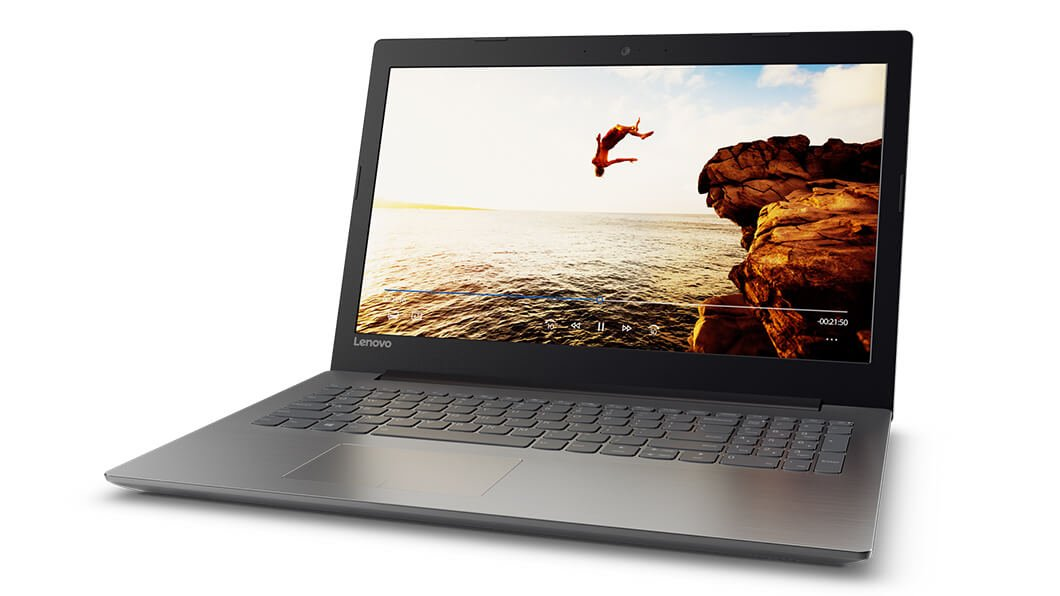 Lenovo Ideapad 15ABR 15.6'' HD Premium High Performance Laptop (2017), AMD A12-9720P Quad core processor 2.7GHz, 8GB DDR4, 1TB HDD, DVD, Webcam, WiFi, Bluetooth, Windows 10, Platinum gray