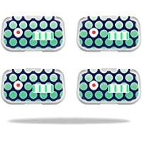 Skin For DJI Phantom 3 Drone Battery (4 pack) – Spots | MightySkins Protective, Durable, and Unique Vinyl Decal wrap cover | Easy To Apply, Remove, and Change Styles | Made in the USA