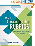 How to Create and Use Rubrics for For...