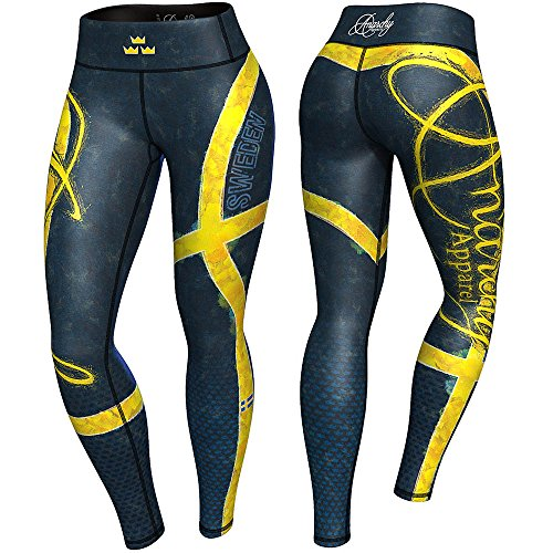 Apparel Sweden Anarchy Pants Leggings Pantalons Fitness Running dSqwpg