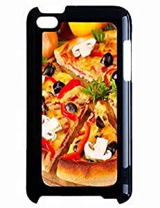 Fashion Diy For Iphone 5C Case Cover With The Of Tempting Pizza