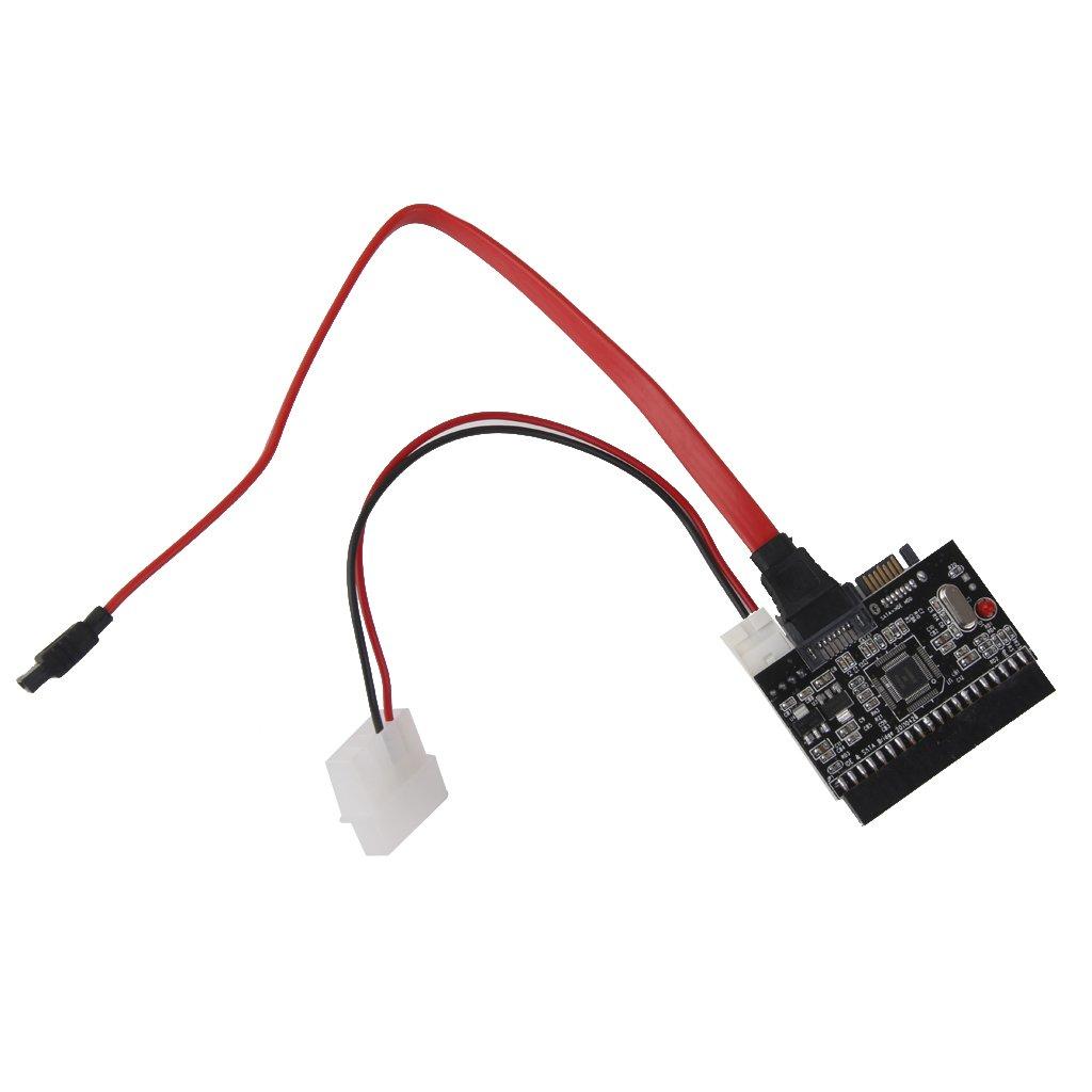 PATA IDE Al Disco Duro De Interfaz SATA Convertidor Adaptador De Disco Duro Serial ATA