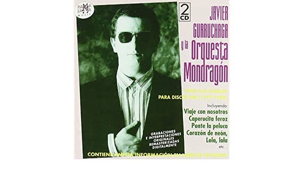 - todos sus singles emi by orquesta mondragon - Amazon.com Music