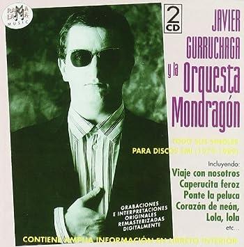 todos sus singles emi by orquesta mondragon