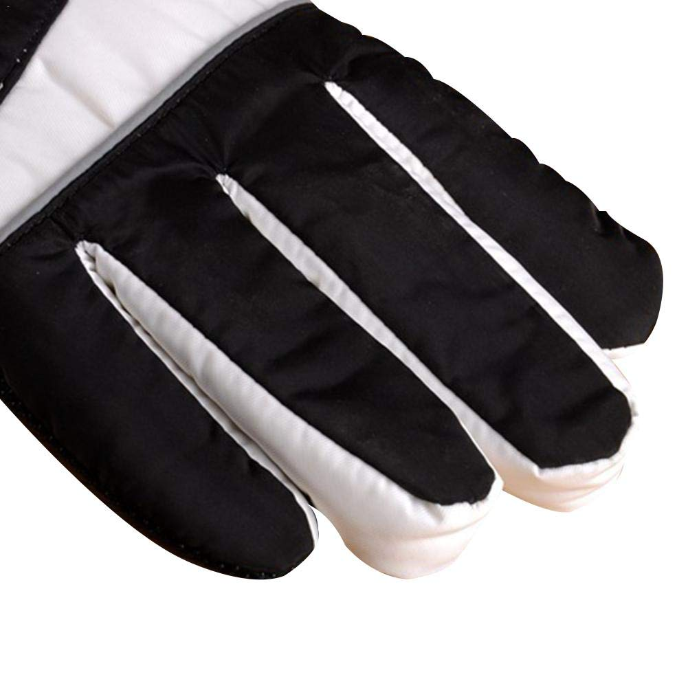 guantes de aislamiento t/érmico para Guantes de calefacci/ón para motocicletas Hombres Mujeres Guantes el/éctricos calientes recargables con calefacci/ón Kit de guantes de calor con bater/ía de 12 v
