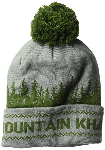 Mountain Khakis Treeline Beanie, Gunmetal, One Size