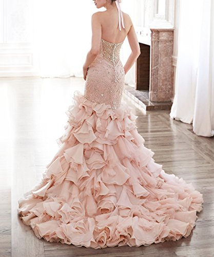 Tsbridal beaded mermaid wedding dress 2017 sweetheart light pink tsbridal beaded mermaid wedding dress 2017 sweetheart light pink wedding gowns junglespirit Choice Image