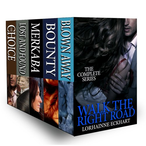Book cover image for Walk the Right Road: The Complete Collection
