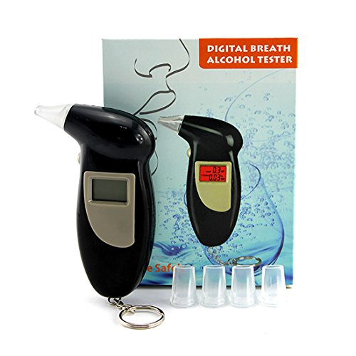 Digital Alcohol Tester - 3