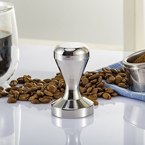 Apexstone Coffee Tamper 58mm,Espresso Coffee Tamper 58mm,Espresso Tamper 58mm,Solid Heavy