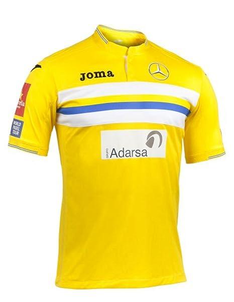 Joma Fútbol para Hombre/Camisetas Camiseta juani Mieres Amarillo JM.100516907, Camiseta Juani