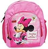 Disneyjunior 12 Litres Kids Backpack In Disney Junior Characters (Minnie Mouse) Pink