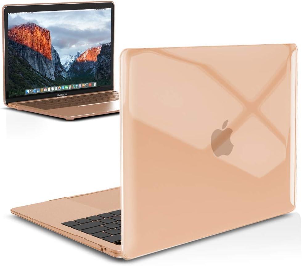 funda transparente para MacBook Air 13 M1 A2337 A2179 A1932