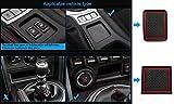 Auovo 8pcs Anti-dust Mats for Toyota 86 Subaru BRZ