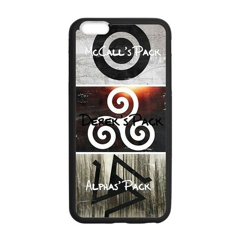 Teen Wolf Symbols Case For Iphone 7 Buy Online In Oman Wireless