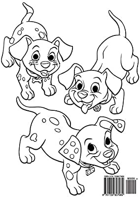 Dalmatian Coloring Pages | Printable Pages | Disney drawings ... | 400x288