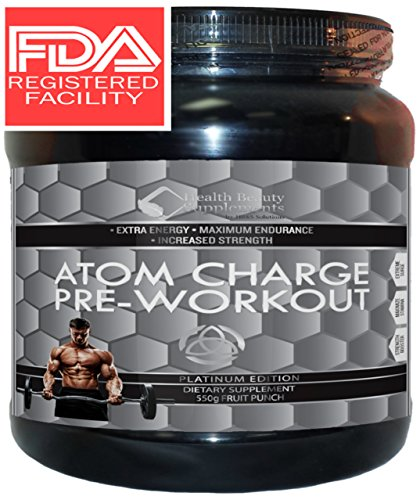 ANABOLIC PRE WORKOUT Creatine Supplement Building product image