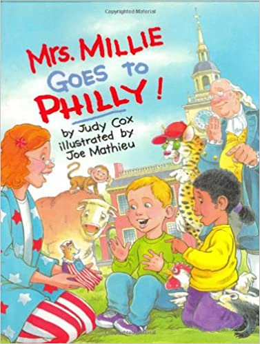 Gratis bøker for nedlasting Mrs. Millie Goes to Philly! in Norwegian PDF RTF by Judy Cox,Joe Mathieu 0761453725