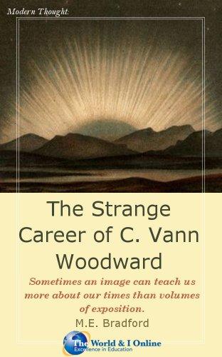 The Strange Career of C. Vann Woodward