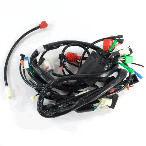 Wiring Loom for HMC, Pulse, Zongshen (WRLM072):