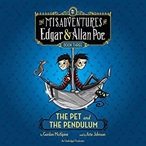 The Pet and the Pendulum Audiobook