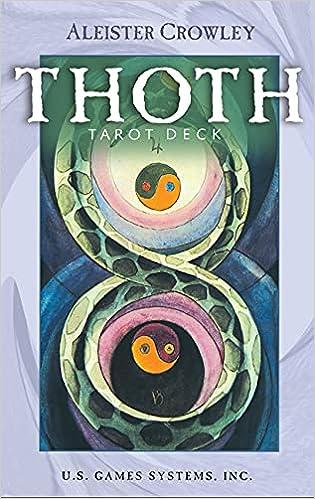 Small Crowley Thoth Tarot Deck Premier Edition: Aleister Crowley, Lady Frieda Harris, Lady Frieda Harris: 9781572815100: Amazon.com: Books
